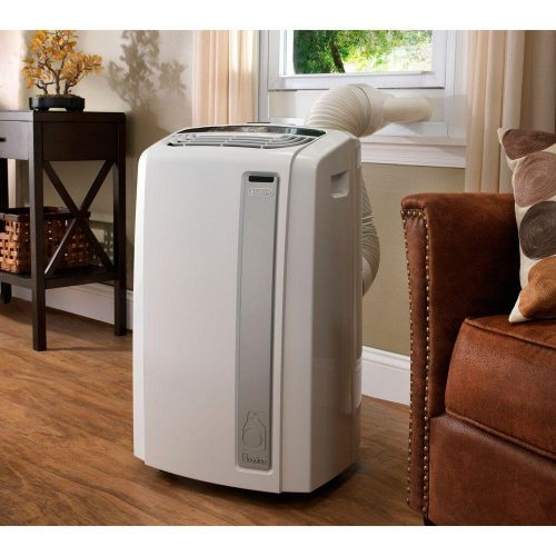 Delonghi Pinguino Portable AC Stock Photo