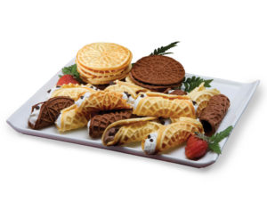Pizzelle from Chef's Choice 835 Pizzelle Maker