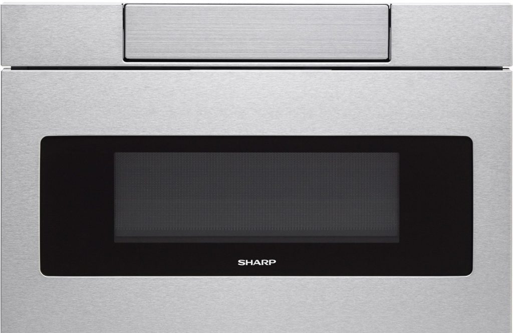 Image Of Sharp Smd2470as Drawer Microwave