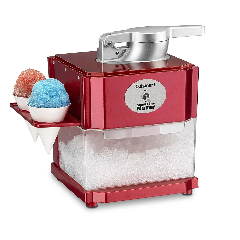 Stock image of Cuisinart SCM-10 Snow Cone Machine