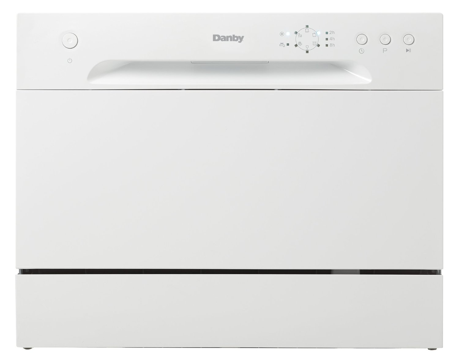 Danby DDW621WBB Countertop Dishwasher