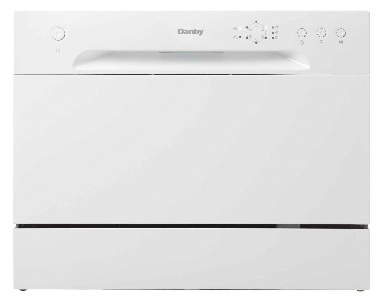 Danby DDW621WBB Countertop Dishwasher