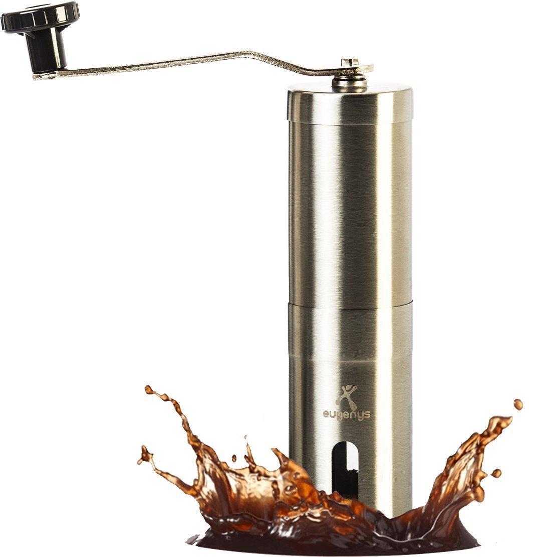 Eugenys Premium Manual Coffee Grinder