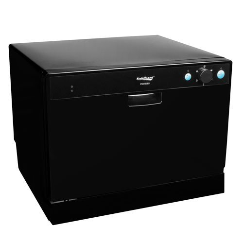 Koldfront PDW60EB Countertop Dishwasher