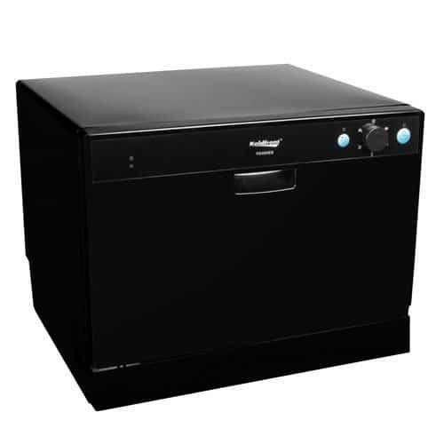 Koldfront PDW60EB Countertop Dishwasher