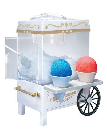 Stock image of Nostalgia Vintage Snow Cone Maker