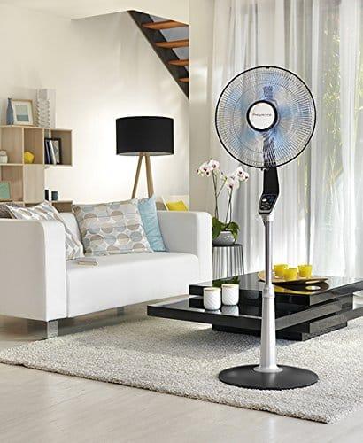 Rowenta VU551 in Living Room