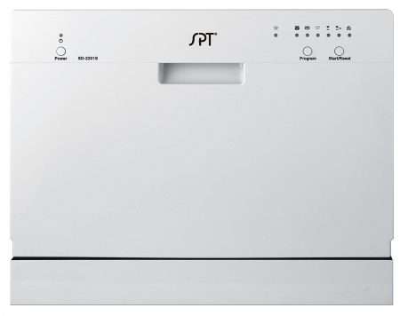SPT SD-2201 Countertop Dishwasher