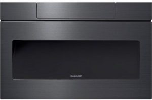 Stock image of Sharp SMD2470AH Drawer Microwave