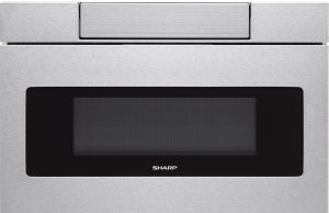Stock image of Sharp SMD2470AS Drawer Microwave