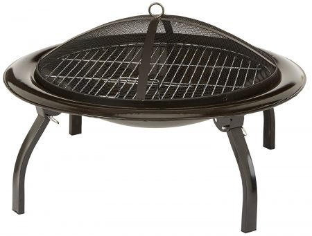 AmazonBasics Folding Fire Pit
