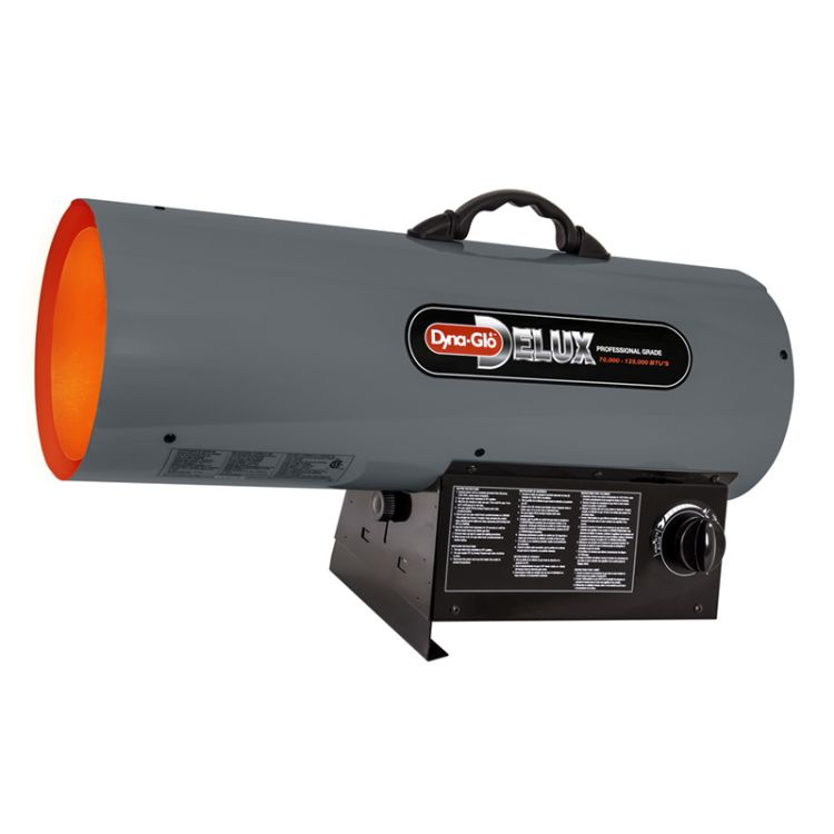 Dyna-Glo Liquid Forced Air Propane Heater