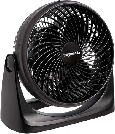 Amazon Basics Oscillating Fan