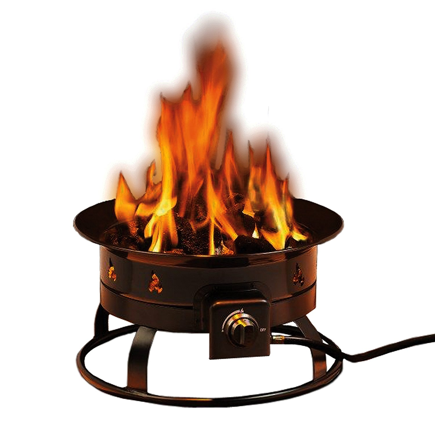 Heininger Propane Outdoor Fire Pit