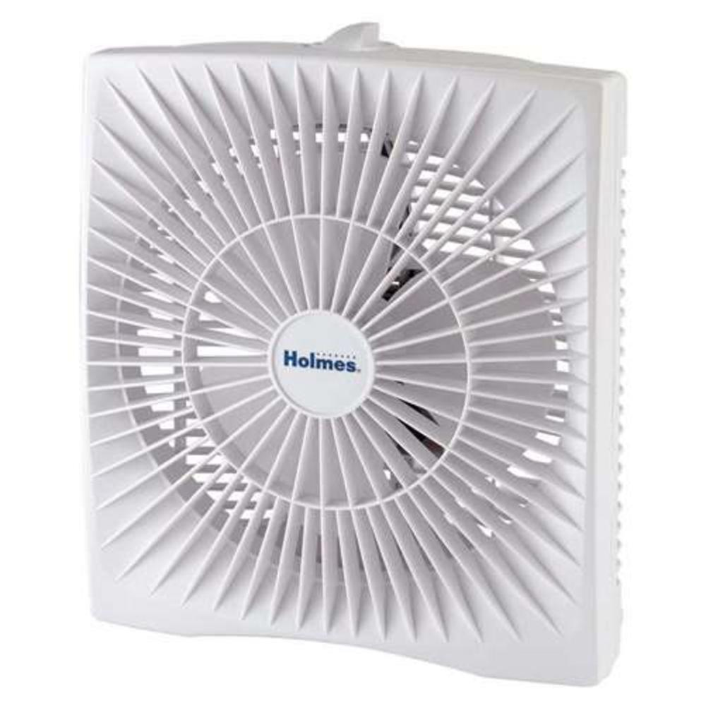 "Image of 10"" personal box fan by Holmes"