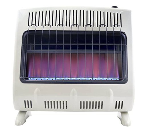 Mr Heater Blue Flame Wall Mounted Propane Heater