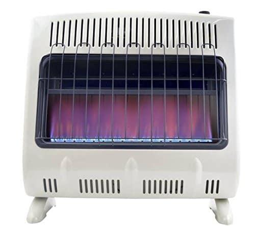 Mr Heater Blue Flame Wall Mounted Propane Heater