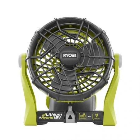 Ryobi P3320 Battery Powered Garage Fan