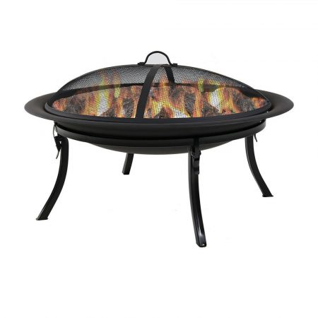 Sunnydaze Firepit. Extremely Light And Portable