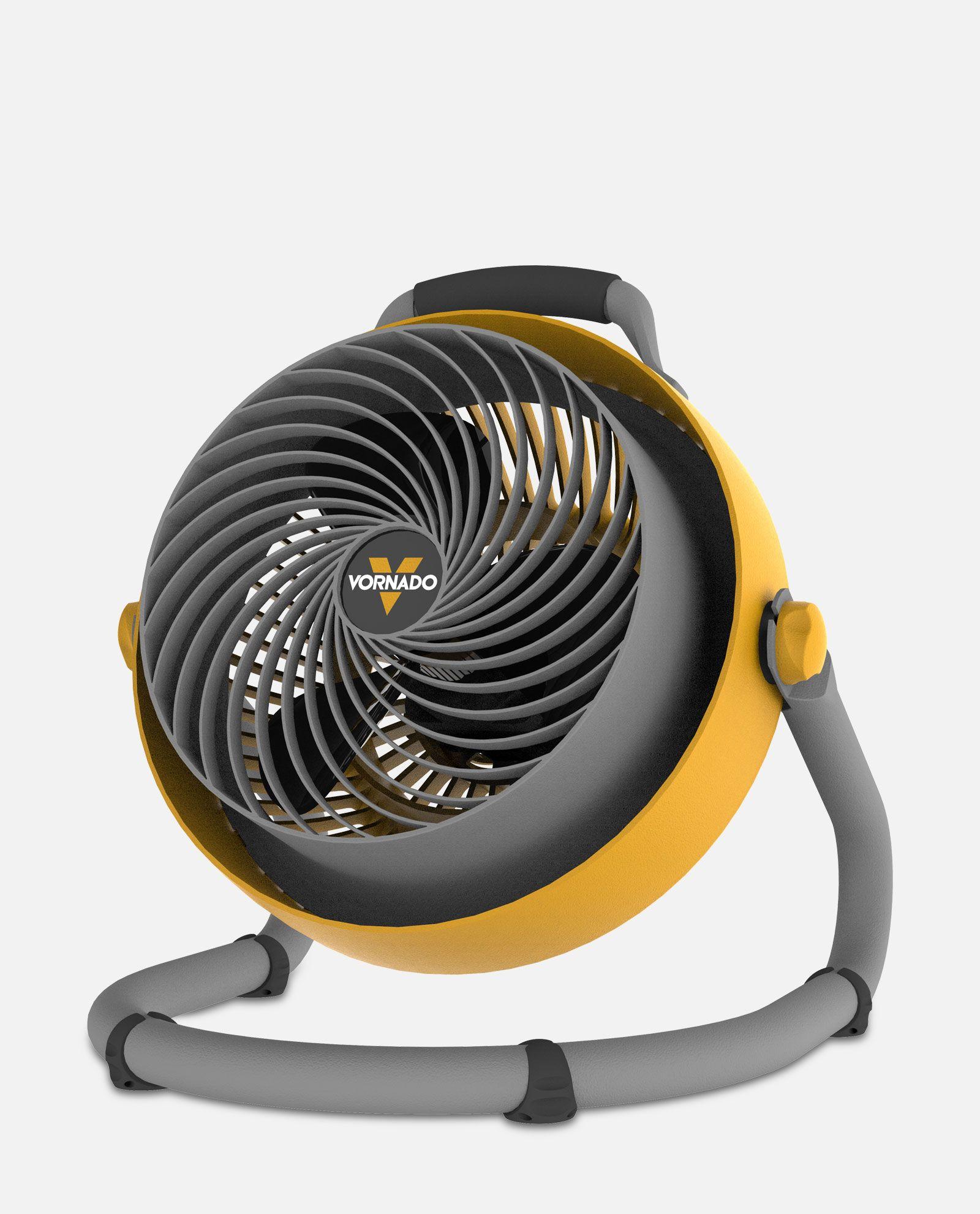Vornado 293 Stock Image - Heavy Duty Garage Fan