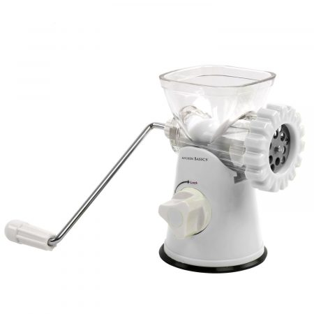 Kitchen Basics 3-in-1 Meat Grinder