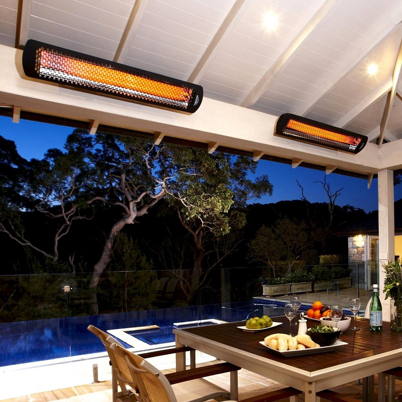 Bromic Tungsten Electric Patio Heaters