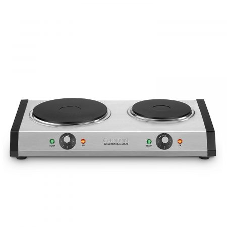 Cuisinart Cast-Iron Double Burner