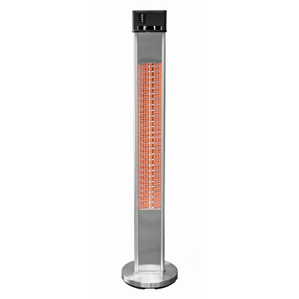Ener-G+ HEA-215110 Free Standing Infrared Heater with Remote Control