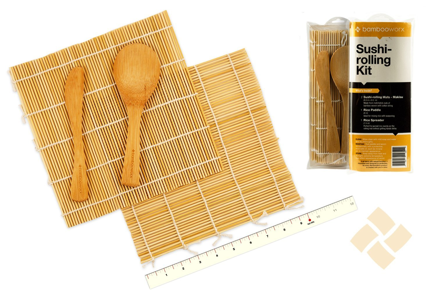 BambooWorx Sushi Making Kit