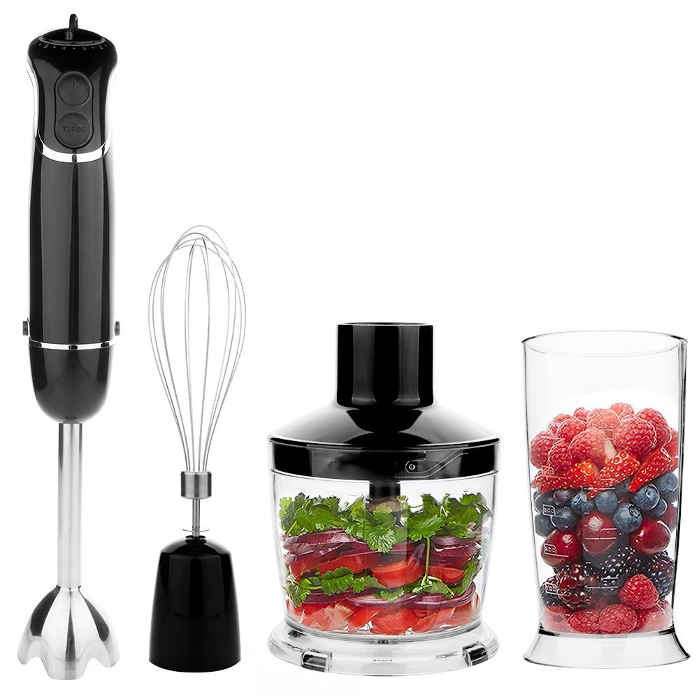 OXA Powerful 4-in-1 Hand Blender
