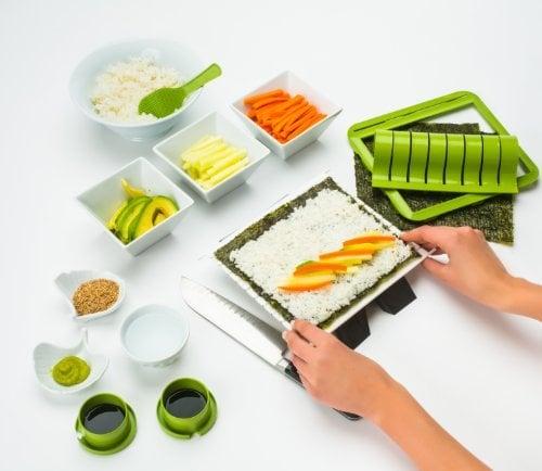 Sushiquik Super Easy Sushi Making Kit