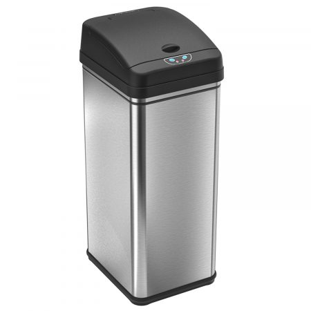 iTouchless Automatic Sensor Touchless Trash Can
