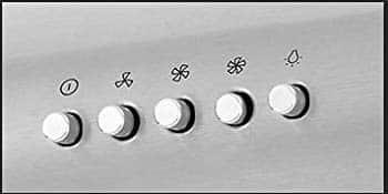 Cosmo 5MU36 Buttons