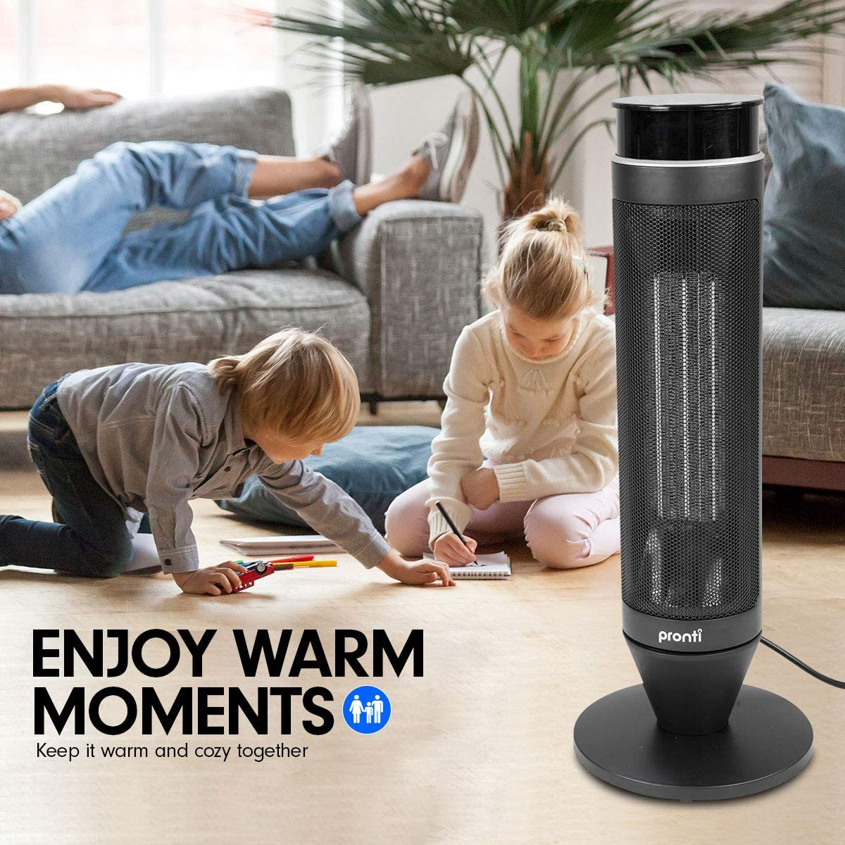 Pronti2000W Electric Heater