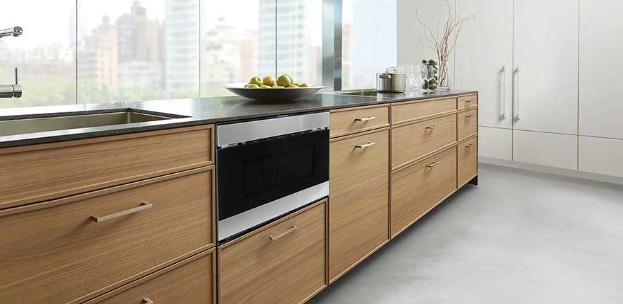 Microwave Drawers To Transform Your Kitchen
