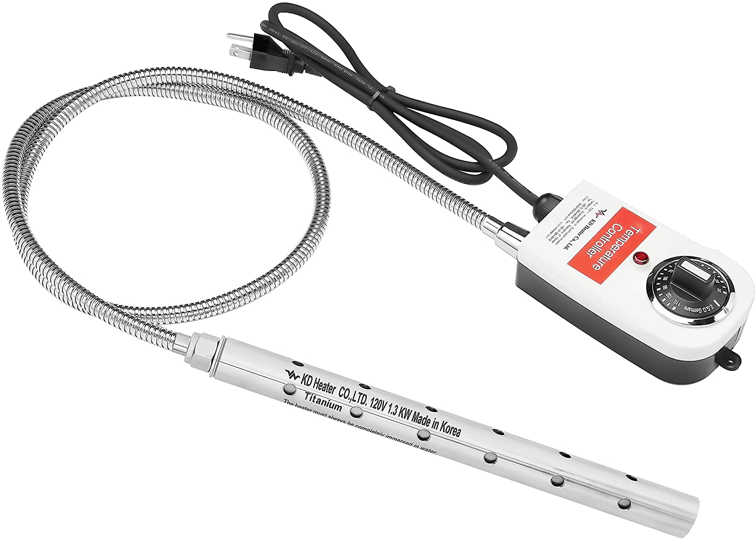 1300W Immersion Water Heater