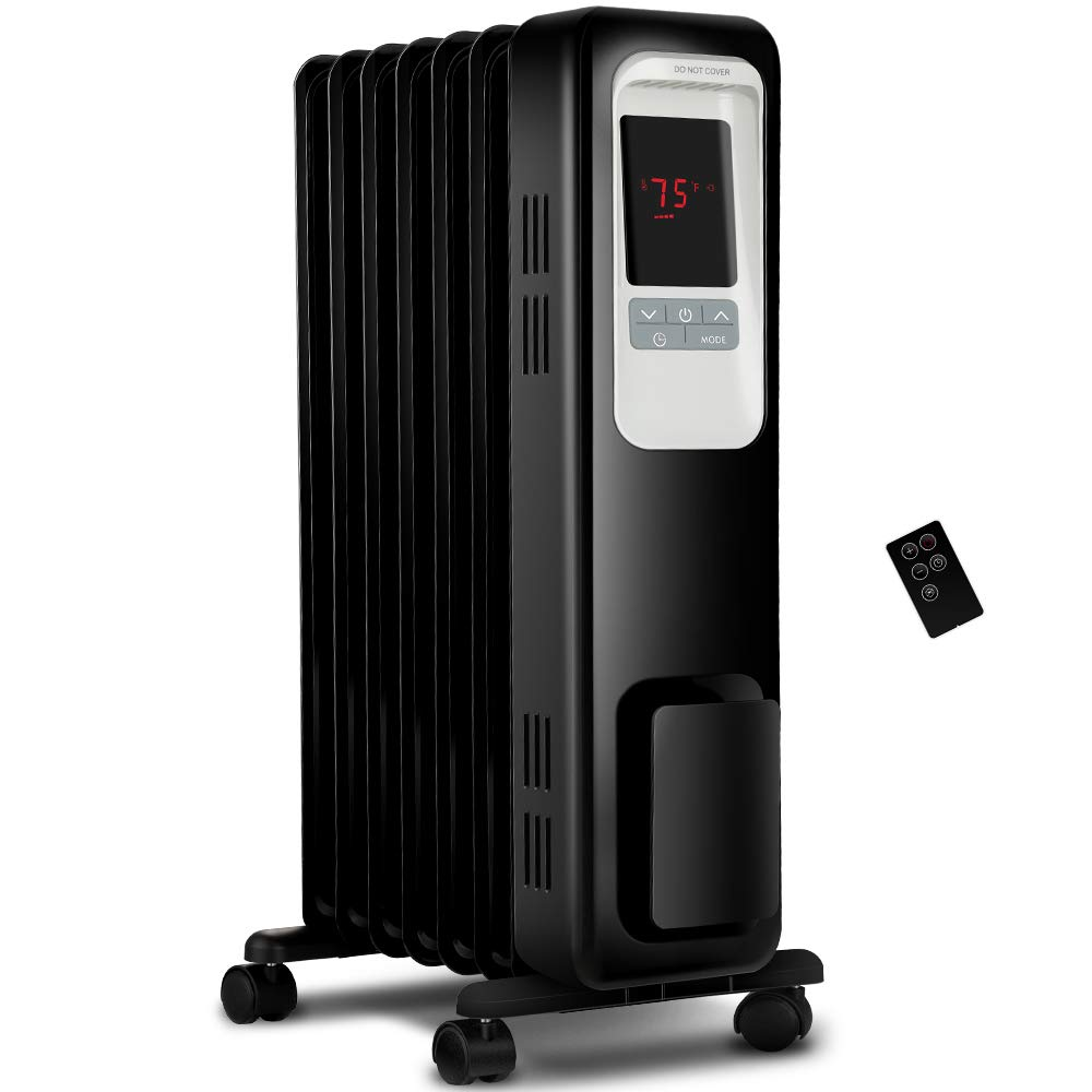 The 5 Best Electric Heaters With Thermostats