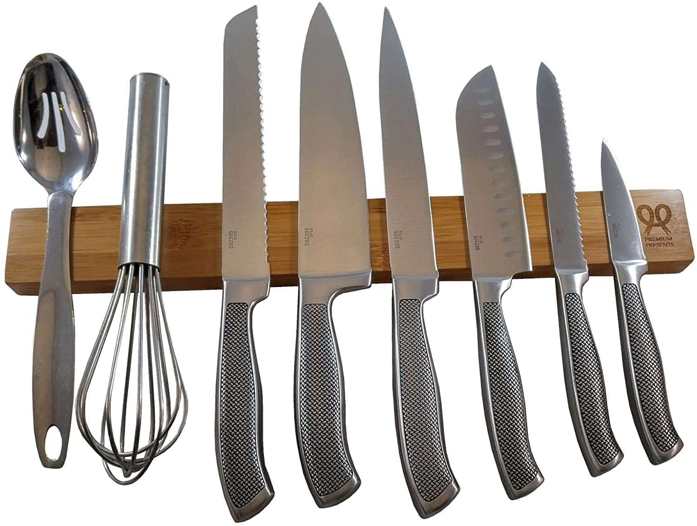 Bamboo Knife Bar