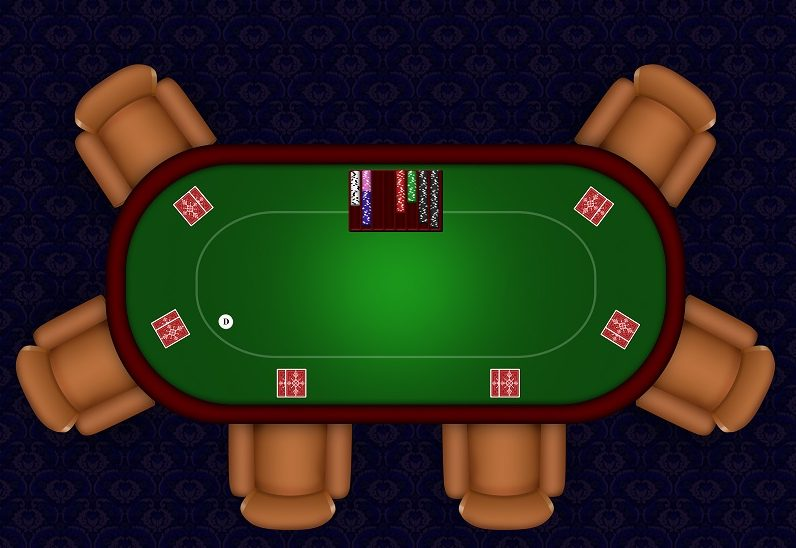 Example Online Poker Lobby
