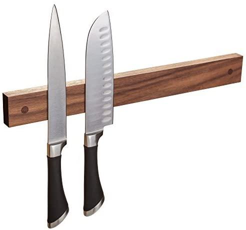 Walnut Knife Strip by wooDsom