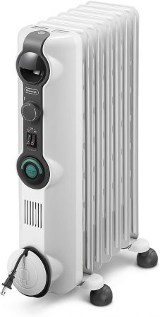 De'Longhi Oil-Filled Radiator Space Heater