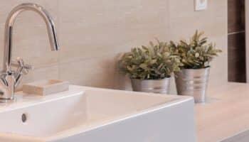 Warm Bathroom Color Temperature
