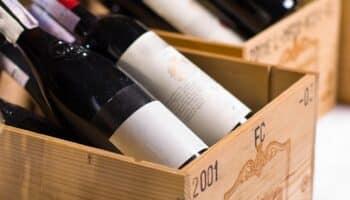 Heavy Case of Wine