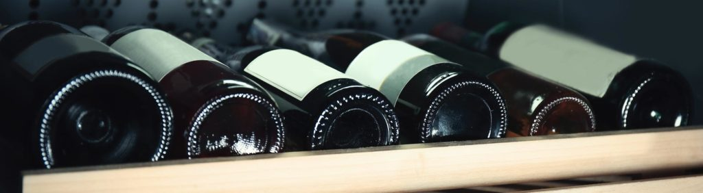 Wine Stored At Right Cooler Temperature
