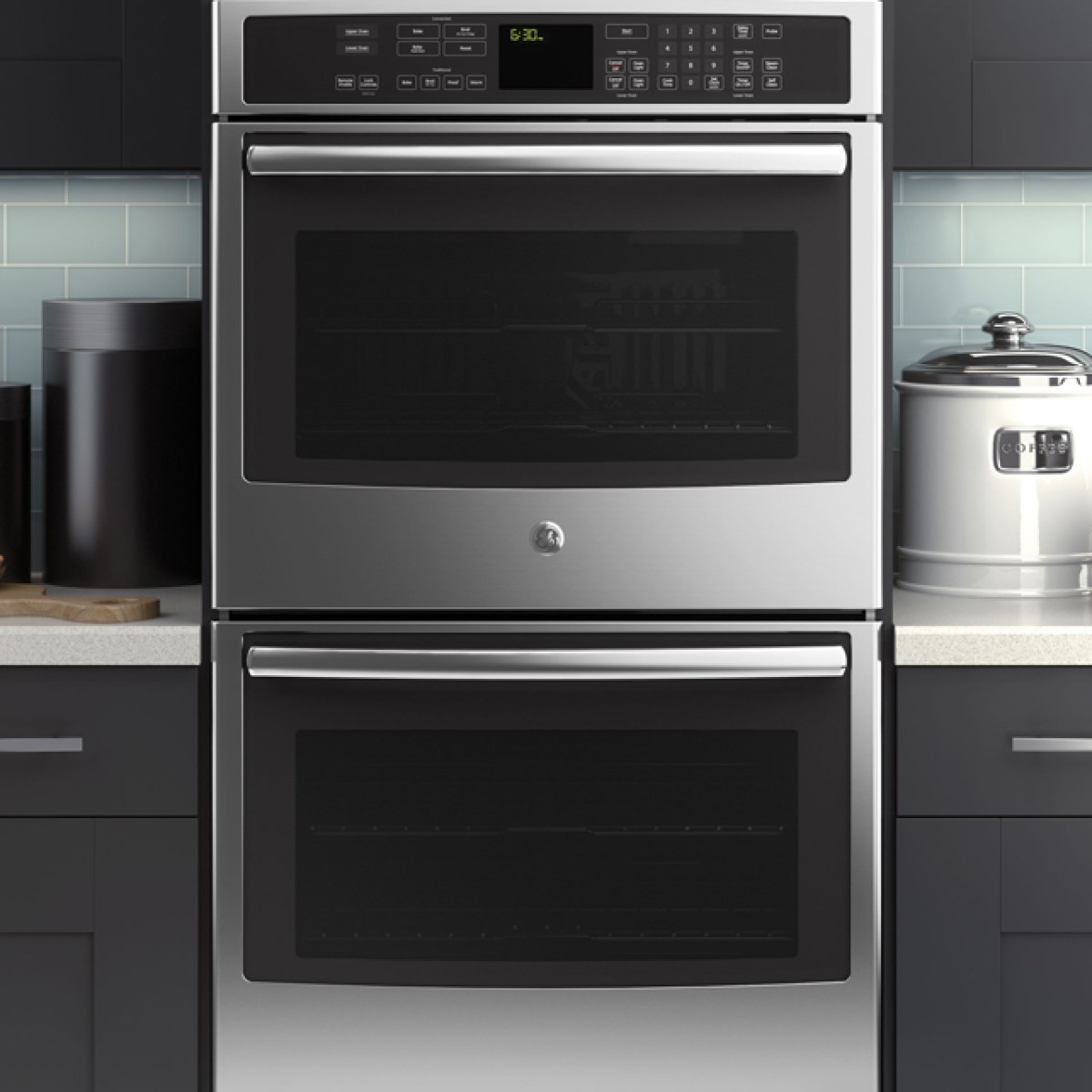 An elegant conventional oven,