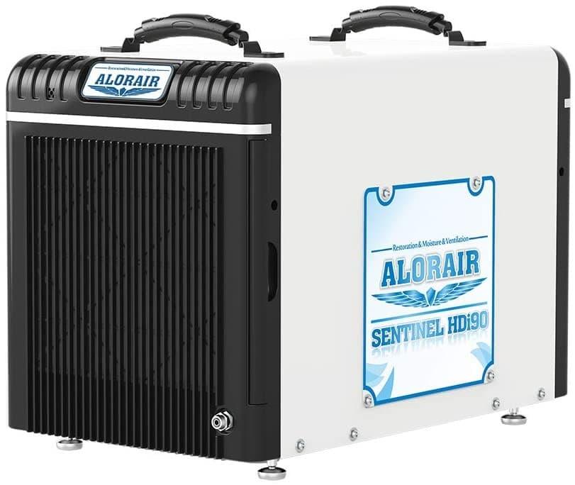 ALORAIR Basement/Crawlspace Dehumidifier