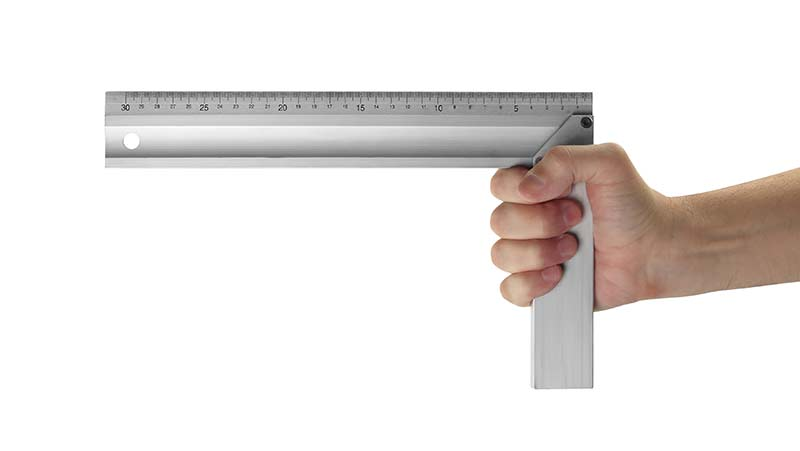 Steel square tool