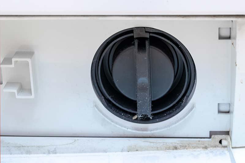 Washing machine plug