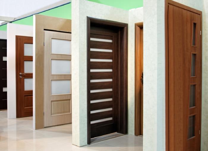 different kinds of door