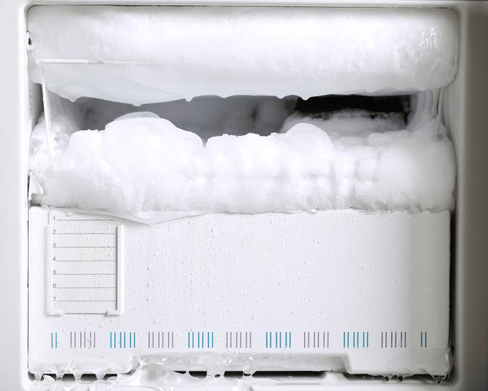 Frozen Freezer